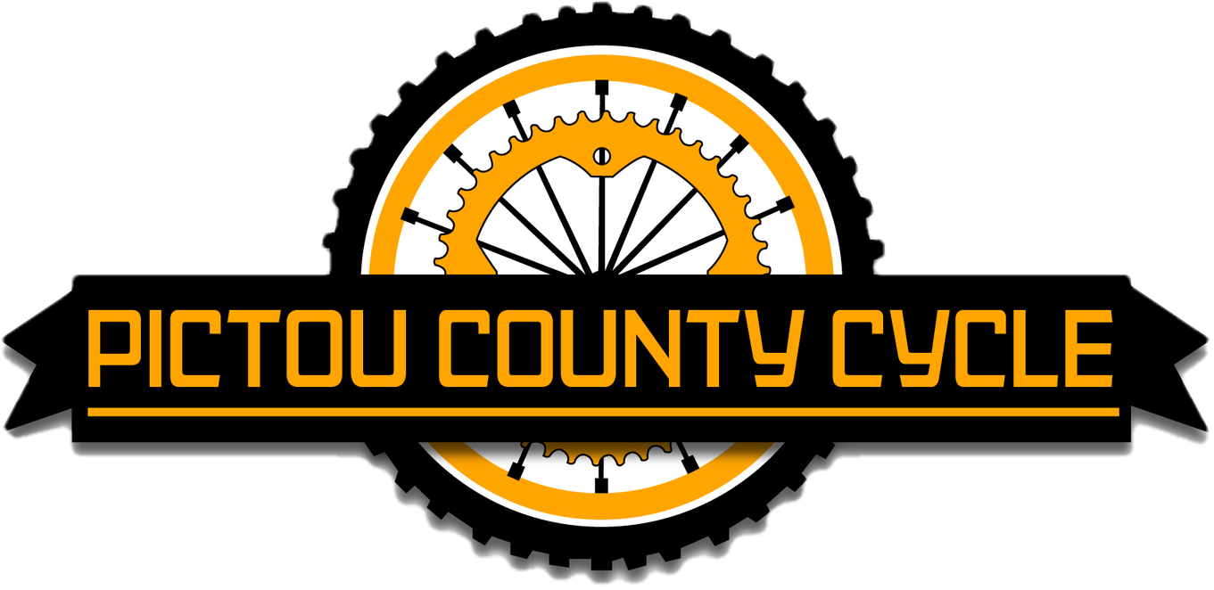 Pictou County Cycle logo